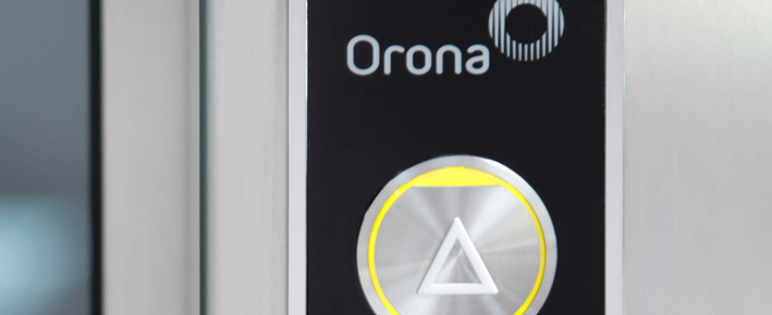 Orona. We maintain your lifts